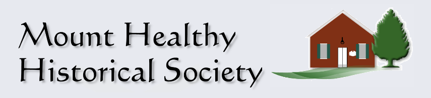 Mt. Healthy Historical Society logo